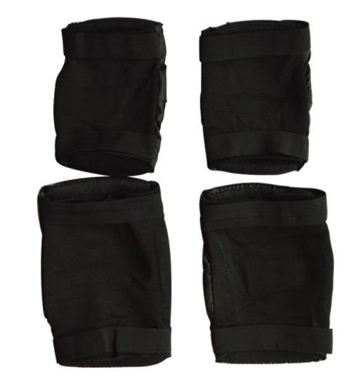bộ bảo vệ đầu gối khủy tay