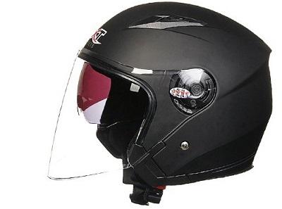 mũ bảo hiểm 3/4 gxt 2 kính