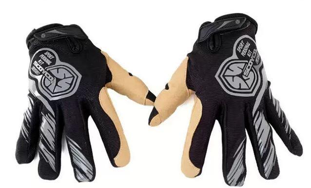 Găng tay xỏ ngón giá rẻ Scoyco LE03