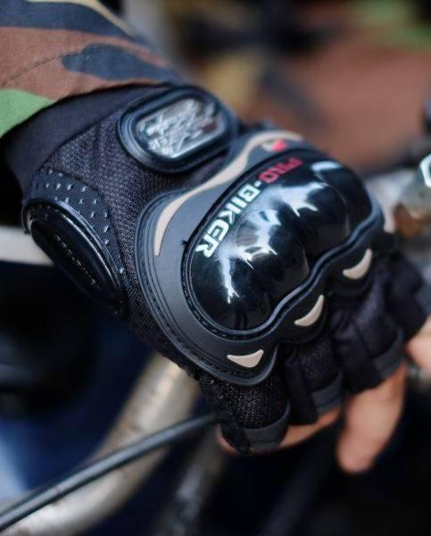găng tay xe máy cụt ngón probiker
