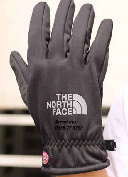 găng tay chống nước chính hãng cho nam và nữ TNF