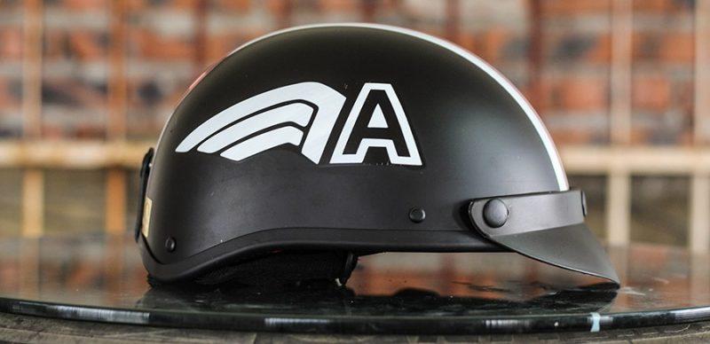 Mũ bảo hiểm xe điện AH1